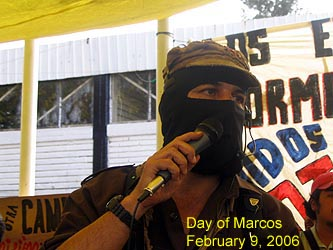 Day of Marcos - Feb. 9, 2006